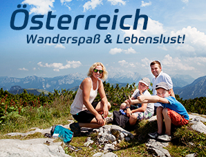 Ferienunterkünfte in Österreich