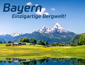 Ferienunterkünfte in Bayern