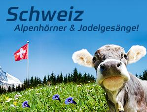 Ferienunterkünfte in der Schweiz