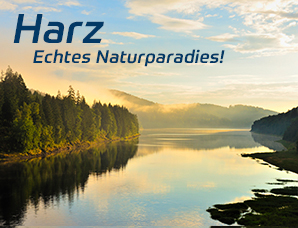 Ferienunterkünfte im Harz