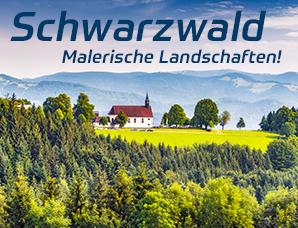 Ferienunterkünfte im Schwarzwald